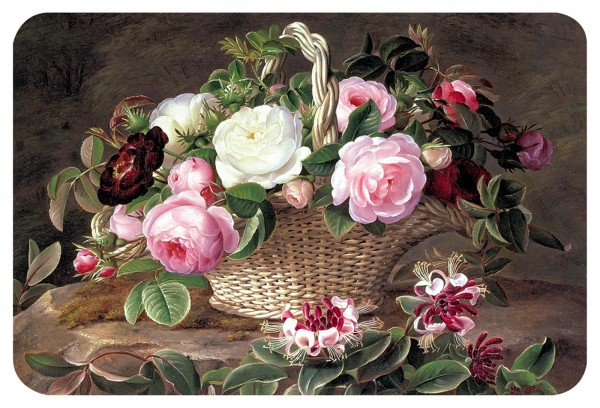 Old England Roses Tischset 45x30 cm