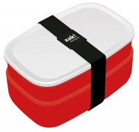 Lunchbox rot, 18x11.5 cm