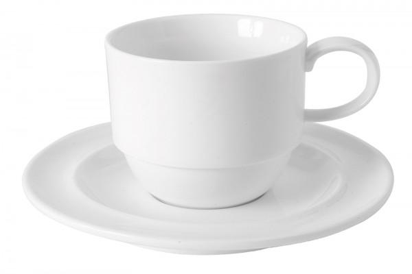 Advantage Kaffee-Obertasse stapelbar 0.2lt