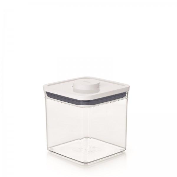 POP 2.0 Behälter gross quadratisch, 16x16x16 cm, 2.6 l