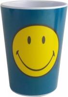 Smiley klassik Becher, blau