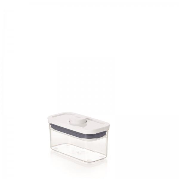 POP 2.0 Behälter schlank rechteckig, 16x8x8 cm, 0.4 l